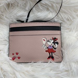 Limited edition Kate Spade & Minnie Mouse